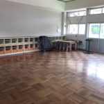 個人、パート練習,分奏で使用予定の教室。